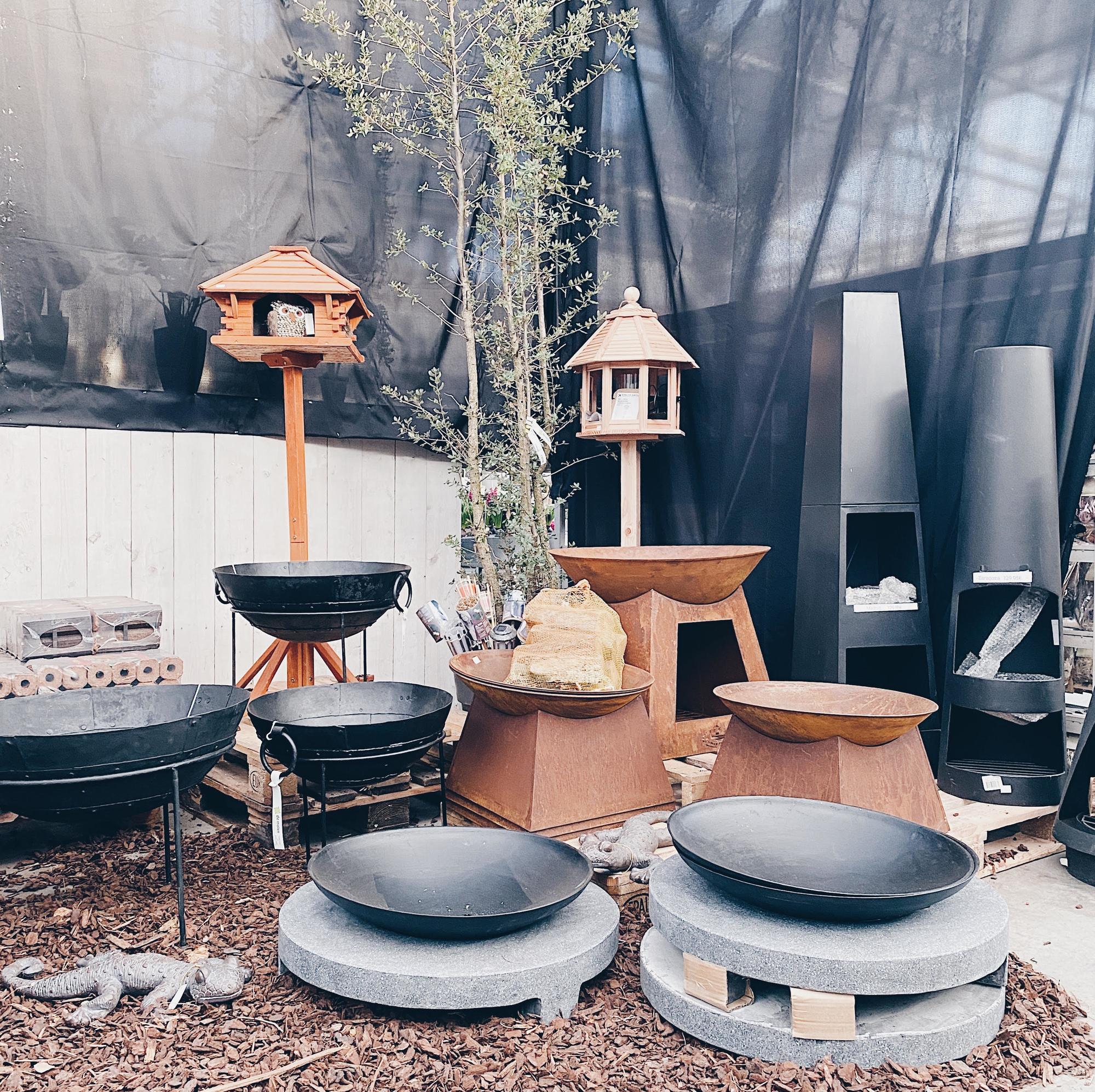 Welp Vuurkorven & vuurschalen kopen voor uw tuin - Tuincentrum De Molen DO-28
